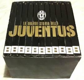BOX COFANETTO 11 DVD LA GRANDE STORIA DELLA JUVENTUS IN COFANETTO PERFETTO