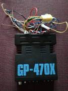 CAR STEREO AMPLIFER BOOSTER EQUALIZER GP-470X