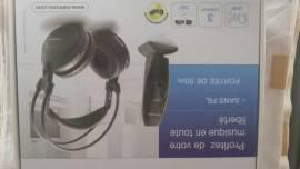 Cuffia  radio wireless