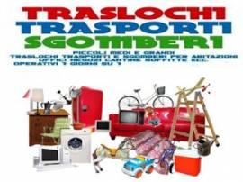 Sgombero appartamenti gratis svuota cantine Napoli, Caserta, Salerno, Avellino, Benevento