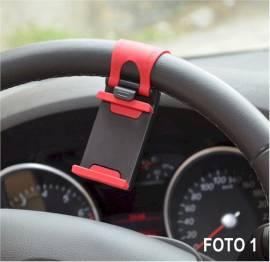Porta smartphone da volante auto