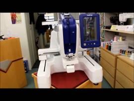 Macchina da cucire Ricamatrice Professionale Brother VR