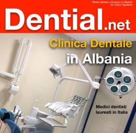 Dentisti in Albania clinica dentale a Durazzo