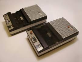 Registratori a cassetta vintage Philips K7