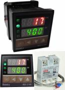 Termoregolatore Controllo temperatura TERMOSTATO ,.da 0°a 400°-SSR 40A V.100-240
