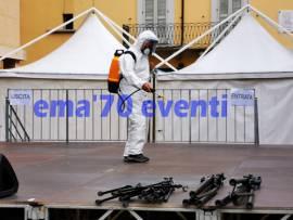 EVENTI IN SICUREZZA COVID - 19