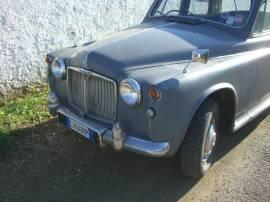 AUTO D'EPOCA ROVER 1962 TARGHE ITALIANE