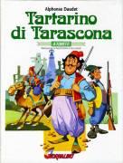 (Alphonse Daudet) TARTARINO DI TARASCONA a fumetti
