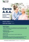 Corso per diventare A.S.A. (ausiliario socio assistenziale)