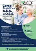 Corso di riqualifica da ASA/OTA in O.S.S.