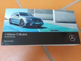 LIBRETTO Istruzioni Mercedes Classe C  S.W.  ultimo modello in lingua TEDESCA