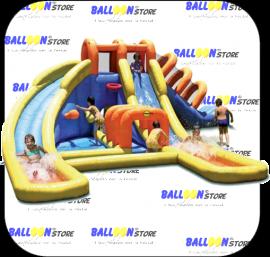 noleggio e vendita giochi e scivoli gonfiabili Milano Balloonstore.eu