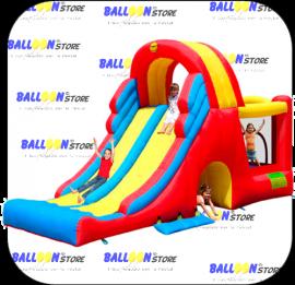 noleggio e vendita giochi e scivoli gonfiabili - happyshop Balloonstore