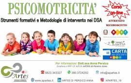 Corso di PSICOMOTRICITA'