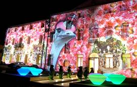 VIDEO MAPPING 3D - VIDEO MAPPING 3D