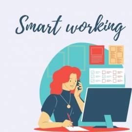 LAVORO ORGANIZZATIVO IN SMART WORKING
