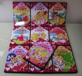 CANDY CANDY SERIE COMPLETA IN DVD