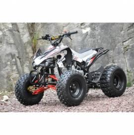 """QUAD ATV 125 SPORT NEW - ATV 125CC RUOTE 8"""" SEMIAUTOMATICO 3 MARCE CON RETROMARCIA"""