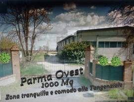 CAPANNONE AGRICOLO ZONA STRATEGICA A PARMA