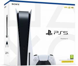 Sony PlayStation 5 (PS5) in versione con Lettore Bluray 4K
