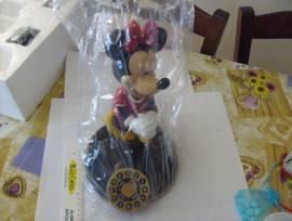 Telephone Telefono Disney Minnie Nuovo anni '90 RARO Vintage