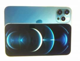 APPLE  IPHONE 12 PRO MAX 5 GB blu pacifico , nano Sim eSim 256GB 6GB