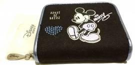 Portafoglio Mickey Mouse 75681 Nero Disney Store nuovo