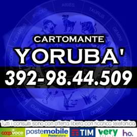 Basta solamente crederci: studio di Cartomanzia Il Cartomante YORUBA'