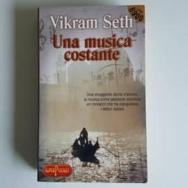 Una Musica Costante - Vikram Seth - Una Struggente Storia D'Amore - SuperPocket