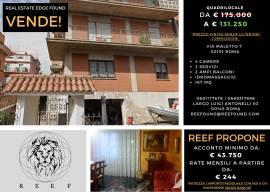 Quadrilocale in Via Maletto 7
