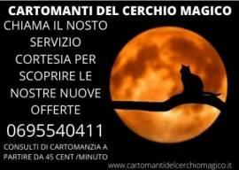 CARTOMANTI DEL CERCHIO MAGICO