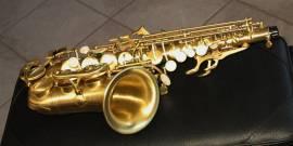 YANAGISAWA SC991 Style Sax Soprano Curvo BRONZO Satin Nuovo (Garanzia)