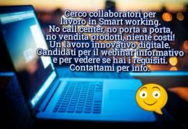 Lavoro da casa in Smart Working