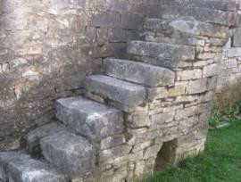 Scala di pietra