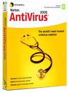 Symantec Norton AntiVirus 2005 nuovo con cellophan