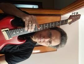Chitarrista di 54 anni cerca band avviata