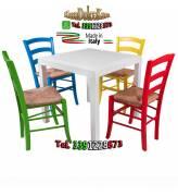 Set  Tavolo e sedie Esterno