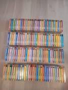 120 videocassette VHS serie I GRANDI FILM