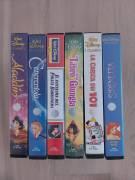 videocassette VHS Film di Walt Disney  Originali