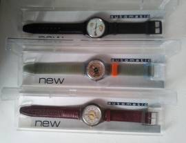 Automatic swatch