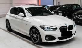 2018 BMW 118 i M-Performance Sport Automatico
