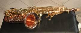 YANAGISAWA SC991 Style Sax Soprano Curvo in RAME Nuovo (Garanzia)