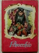 Le avventure di Pinocchio. Edizione integrale di Carlo Collodi 1°Ed.Fabbri, Milano 1955 ottimo