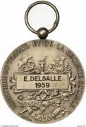 Francia Medaglia 1959 Ministero del lavoro