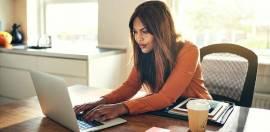 Operatrice come Modella in Smart Working