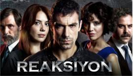 Reaksiyon telenovela serie turca Dvd