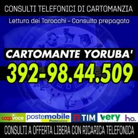 YORUBA' ti ascolta e ti dà voce - Consulto telefonico con offerta libera