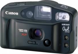 Macchina fotografica Canon SURE SHOT Owl/Date con tracolla 1998 come nuova