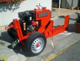 spaccalegna diesel