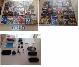 Giochi originale psp e accessori